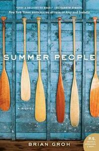 Summer People - Brian Groh - cover