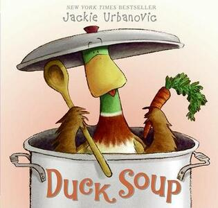 Duck Soup - Jackie Urbanovic - cover