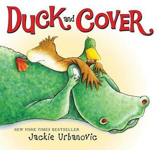 Duck and Cover - Jackie Urbanovic - cover