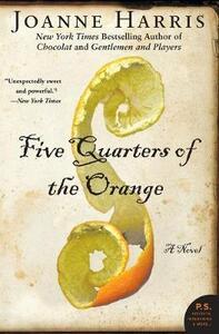Five Quarters of the Orange - Joanne Harris - cover