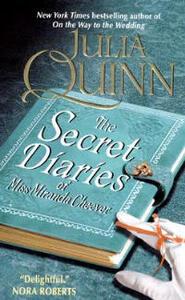 The Secret Diaries of Miss Miranda Cheever - Julia Quinn - cover