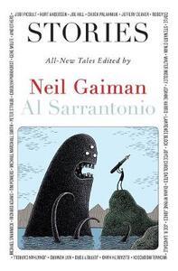 Stories: All-New Tales - Neil Gaiman,Al Sarrantonio - cover