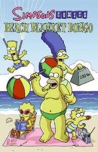 Simpsons Comics Beach Blanket Bongo - Matt Groening - cover