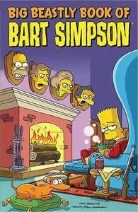 Big Beastly Book of Bart Simpson - Matt Groening - cover