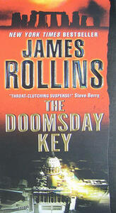 The Doomsday Key: A SIGMA Force Novel - James Rollins - cover