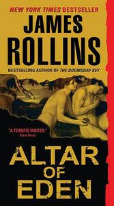 Altar of Eden - James Rollins - cover