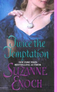 Twice the Temptation - Suzanne Enoch - cover