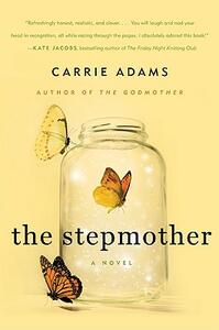 The Stepmother - Carrie Adams - cover