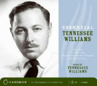 Essential Tennessee Williams Unabridged 1/60 - Tennessee Williams - cover