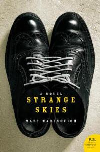 Strange Skies - Matt Marinovich - cover