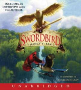 Swordbird - Nancy Yi Fan - cover