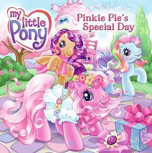 My Little Pony: Pinkie Pie's Special Day - Jennifer Christie - cover