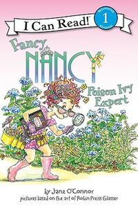 Fancy Nancy: Poison Ivy Expert - Jane O'Connor - cover