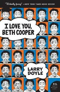 I Love You, Beth Cooper - Larry Doyle - cover