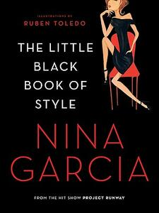 The Little Black Book of Style - Nina Garcia - cover