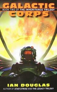 Galactic Corps - Ian Douglas - cover