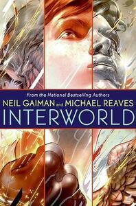Interworld - Neil Gaiman,Michael Reaves - cover