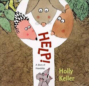 Help! - Holly Keller - cover