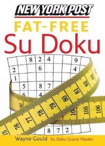 Fat Free Sudoku - Wayne Gould - cover
