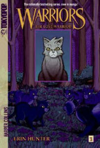 Warriors: The Lost Warrior - Erin Hunter - cover