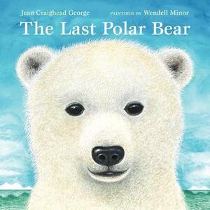The Last Polar Bear - Jean Craighead George - cover