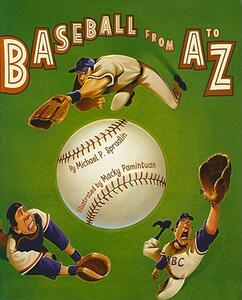 Baseball from A to Z - Michael P Spradlin - cover