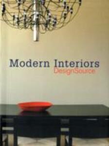 Modern Interiors Designsource - Loft Publications Inc.,Bridget Vranckx - cover