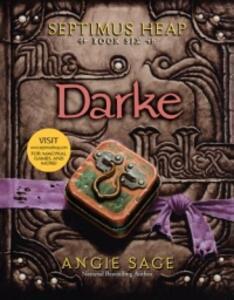 Darke - Angie Sage - cover