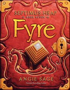 Fyre - Angie Sage - cover