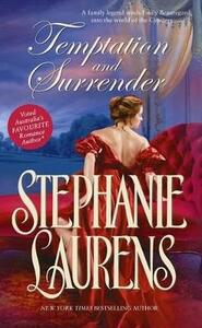 Temptation and Surrender - Stephanie Laurens - cover