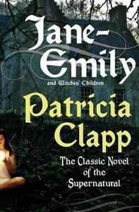 Jane-Emily - Patricia Clapp - cover