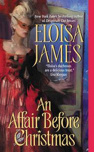 An Affair Before Christmas - Eloisa James - cover