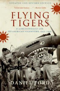 Flying Tigers - Daniel Ford - cover