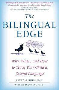 Bilingual Edge, the - Kendall King,Alison Mackey - cover