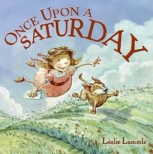 Once Upon a Saturday - Leslie Lammle - cover