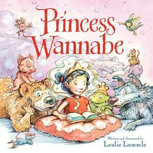 Princess Wannabe - Leslie Lammle - cover