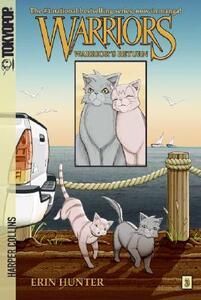 Warriors: Warrior's Return - Erin Hunter - cover