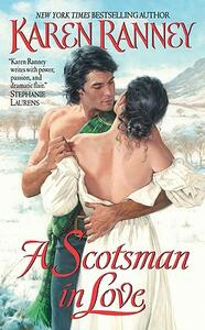 A Scotsman in Love - Karen Ranney - cover