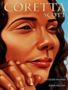 Coretta Scott - Ntozake Shange - cover