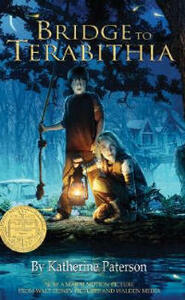 Bridge to Terabithia Movie Tie-In Edition - Katherine Paterson - cover