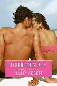 Forbidden Boy - Hailey Abbott - cover