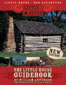 The Little House Guidebook - William Anderson - cover