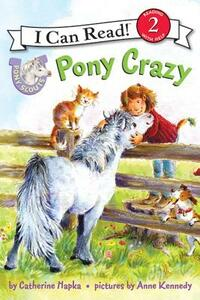 Pony Scouts: Pony Crazy - Catherine Hapka - cover