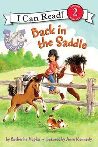 Pony Scouts: Back in the Saddle - Catherine Hapka - cover
