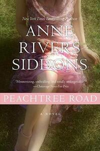 Peachtree Road - Anne Rivers Siddons - cover