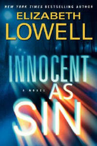 Innocent As Sin Unabridged - Elizabeth Lowell - cover