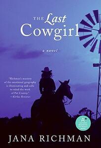 The Last Cowgirl - Jana Richman - cover