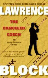 The Canceled Czech - Lawrence Block - cover