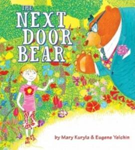 The Next Door Bear - Eugene Yelchin - cover