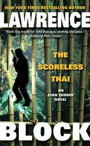 The Scoreless Thai - Lawrence Block - cover
